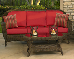 Outdoor Patio Sofas for sale at Jordan's Furniture stores in MA, NH and RI