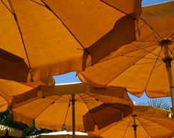 Outdoor Patio Umbrellas for sale at Jordan's Furniture stores in MA, NH and RI