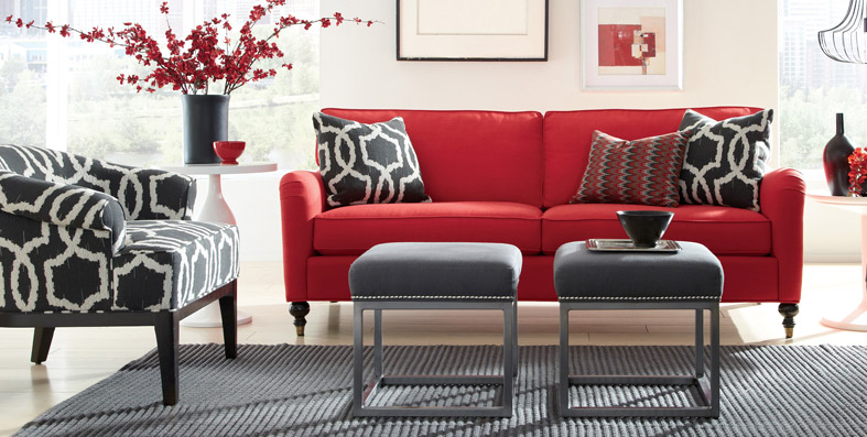 Small scale sofas small scale sofas katy elliott thesofa for Small scale furniture stores