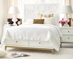Rachael Ray Chelsea Hudson collection available at Jordan's Furniture stores in CT, MA, NH, and RI