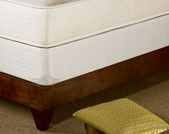Mattress foundations for sale at Jordan's Furniture stores in MA, NH and RI