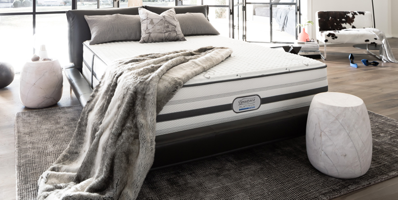 Best of Both Worlds Mattresses for sale at Jordan's Furniture Sleep Lab stores in MA, NH and RI