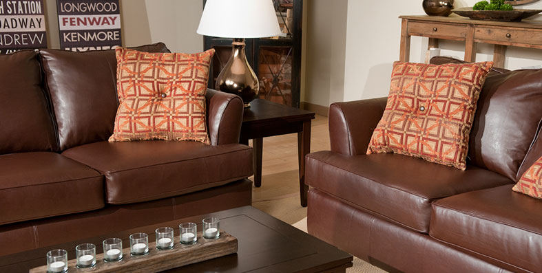 Furniture factory outlet at jordan 39 s furniture stores in for Couch shopping