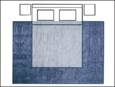 9x12 bedroom area rug on sale at Jordan's Furniture stores in CT, MA, NH, and RI