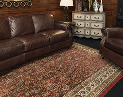 Area Rug sizing at Jordan's Furniture stores in CT, MA, NH and RI