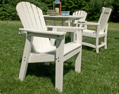 Outdoor patio chairs for sale at Jordan's stores in MA, NH and RI