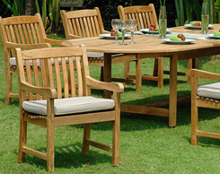 Outdoor patio dining rooms furniture for sale at Jordan's stores in MA, NH and RI
