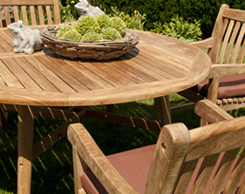 Outdoor patio tables furniture for sale at Jordan's stores in MA, NH and RI