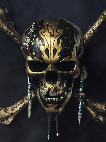 Pirates of the Caribbean: Dead Men Tell No Tales in the Sunbrella IMAX 3D movie theaters at Jordan's Furniture in Natick and Reading Ma