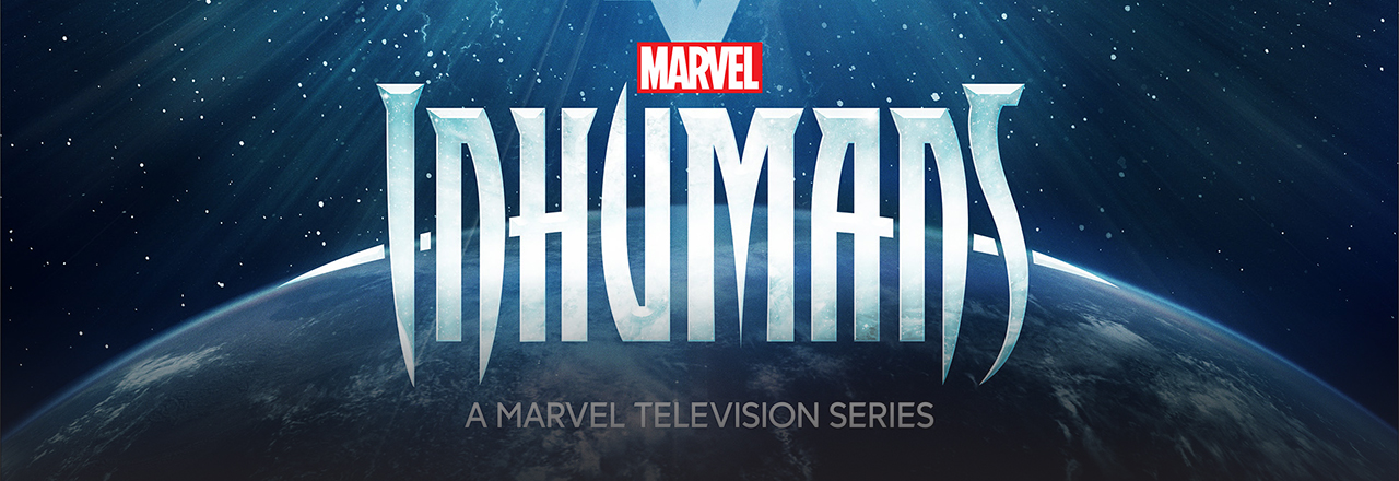 Inhumans in the Sunbrella IMAX 3D movie theaters at Jordan's Furniture in Natick and Reading Ma