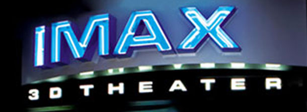 IMAX Theaters at Jordan's Furniture stores in Reading and Natick  MA